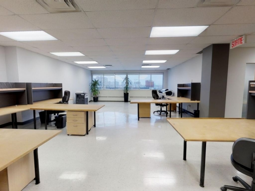 Office sublease Montreal